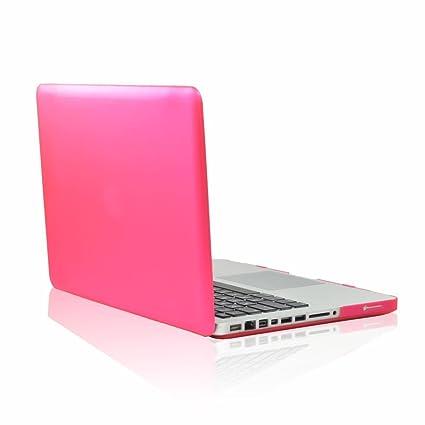 Top Case - Carcasa rígida de goma para Macbook Pro con ...