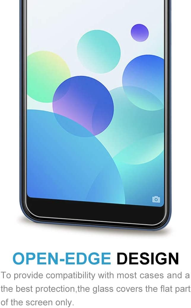 LGYD 50 PCS Non-Full Matte Frosted Tempered Glass Film for Xiaomi Mi 2S No Retail Package Mix 2S