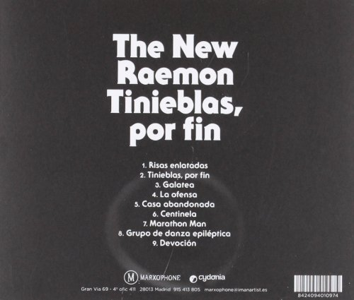 Tinieblas Por Fin The New Raemon Amazon Es Música