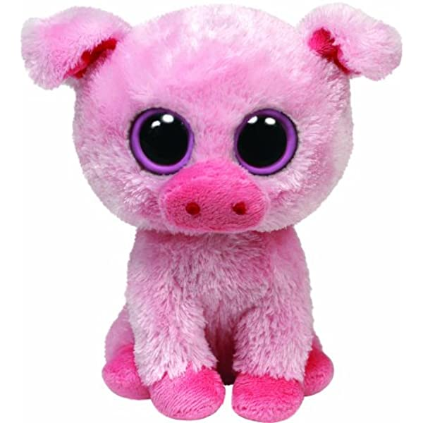 Alaska Stuffed Animals, Amazon Com Ty Beanie Boos Corky The Pig Toys Games