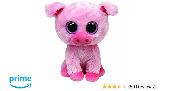 fc935998860 Amazon.com  Ty Beanie Boos Corky The Pig  Toys   Games