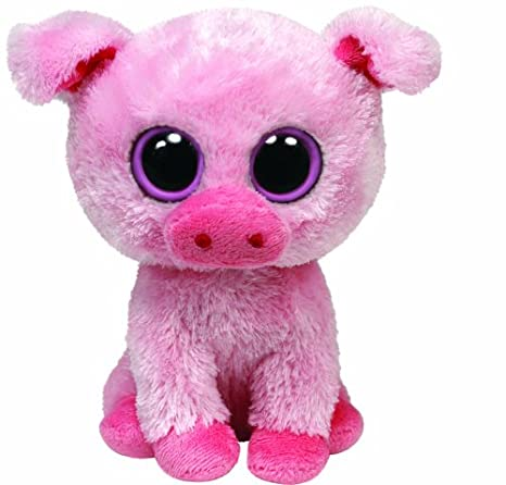 274f1adbefc Amazon.com  Ty Beanie Boos Corky The Pig  Toys   Games