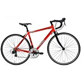 HEAD Accel NXM 700C Road Bicycle, Red, 56cm/Large Review