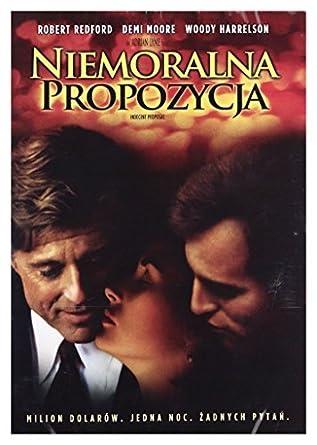 Indecent Proposal Dvd Region 2 English Audio By Robert Redford