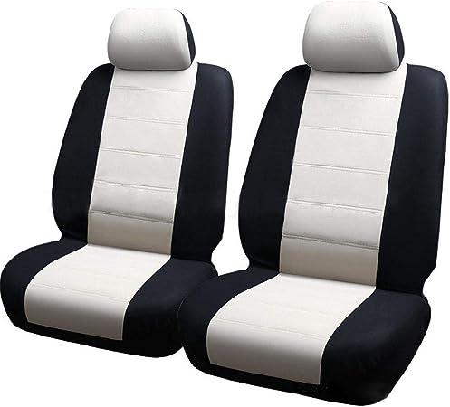9PCS Set Universal Car Seat Couvre Maille /Éponge Accessoires Int/érieur Full Cover Set Pour Voiture//Camion//Van likeitwell 4PCS