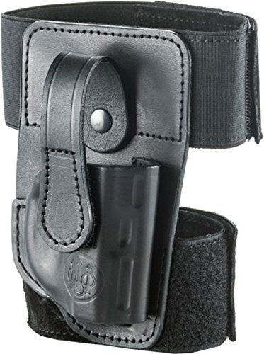 (Beretta Leather Holster E01653 C-Right Hand-Tomcat Lthr Ankle Mod C RH, Small)