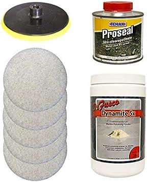 Dynamite 5x Marble Polishing Kit Amazon Com