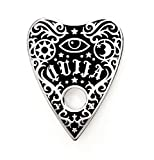 Ouija Planchette Lapel Pin