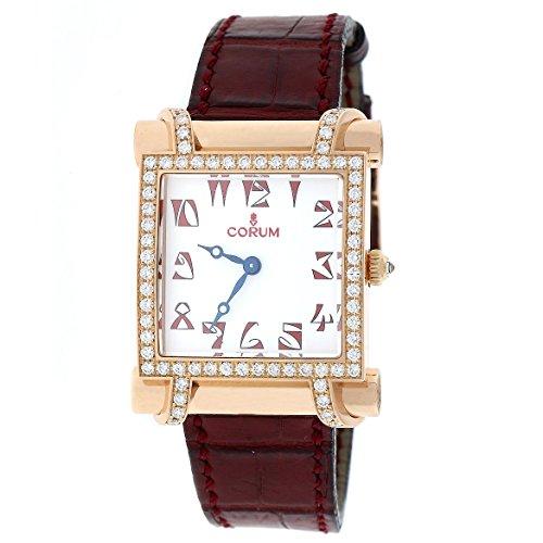 Corum Antika quartz womens Watch 055.653.85.0012.EB43 (Certified Pre-owned)