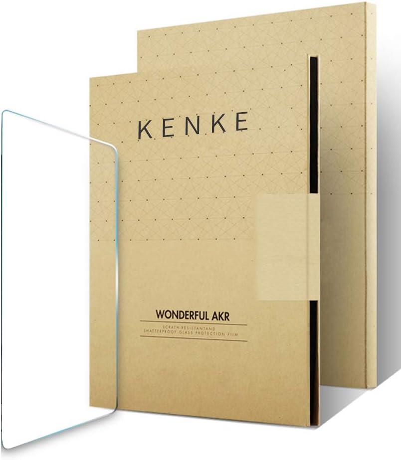Kenke iPad Screen Protector for iPad 2017/2018 / iPad Pro 9.7 / iPad Air 2 / iPad Air High Definition/Scratch Resistant iPad 5th/6th Generation,Tempered Glass Film
