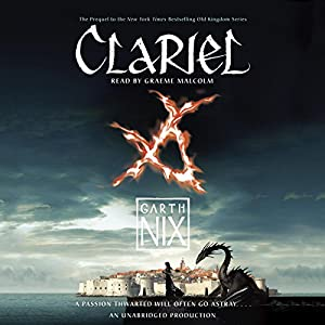 Clariel: The Lost Abhorsen Audiobook
