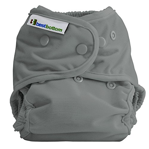 Best Bottom Cloth Diaper Shell-Snap, One Shade