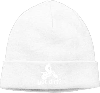 Cgi03T-2 Casual Knitting Hat for Mens and Womens Got Dirt Bike Skull Cap
