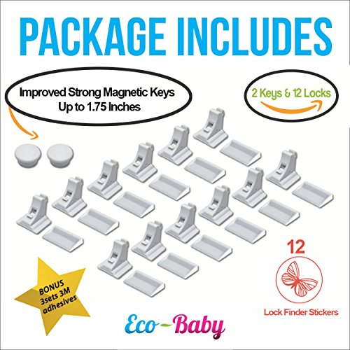 baby-child-proof-cabinet-drawers-magnetic-safety-locks-by-eco-baby-heavy-duty-locking-system-12-pack