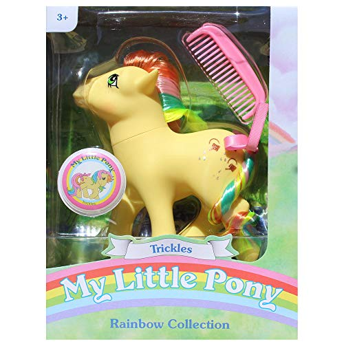 Trickles Rainbow Collection Retro Pony -