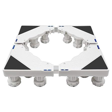 12 Pies fuertes Portátil Lavadora Base móvil multifuncional Tamaño ...