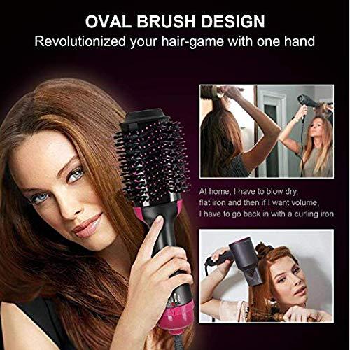 Buy hair dryer to reduce frizz