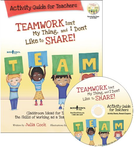 teamwork book and activities
