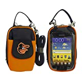 Charm14 MLB Baltimore Orioles Crossbody Cell Phone Purse XL - Fits all phones