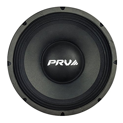PRV 10MB1000 Audio 10'' Speaker with Cast Aluminum Basket, 500W by PRV Audio