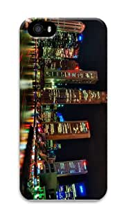 cute cases Singapore Night PC Case for iphone 5/5S
