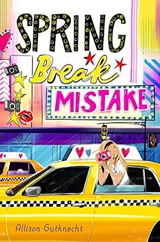 book cover of Spring Break Mistake