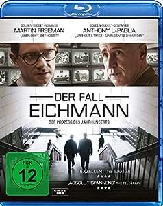 Der Fall Eichmann [Alemania] [Blu-ray]