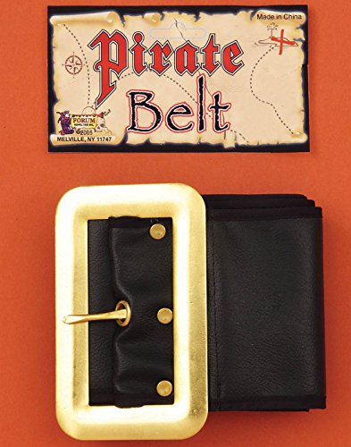 Forum Novelties Deluxe Santa Claus or Pirate Belt (50