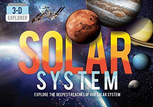 3-D Explorer: Solar System