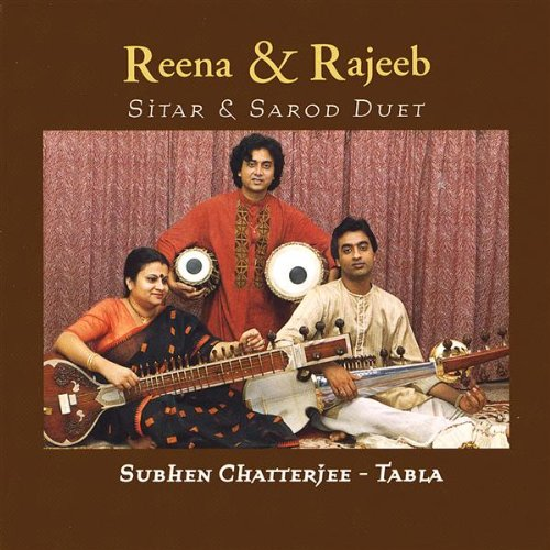 Reena and Rajeeb Sitar and Sarod Duet with Subhen Chatterjee on Tabla