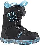 Burton  Boy's Grom Boa '18 (Little Kid) Black Boot