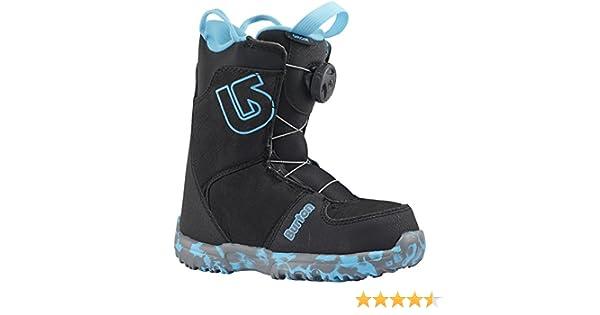 8daed2be8cdd Amazon.com : Burton Grom BOA Snowboard Boots Kids : Sports & Outdoors