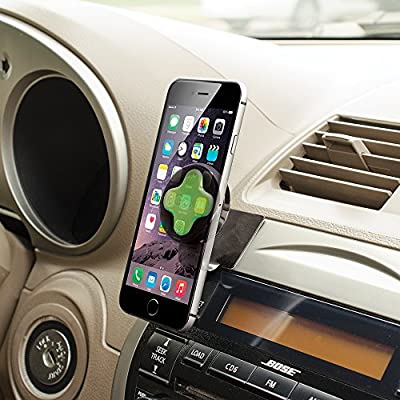 Custom Accessories GOXT 23453 Vehicle Mount Magnetic Phone Holder: Automotive