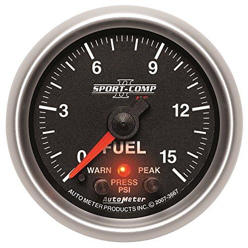 Auto Meter 3667 Sport-Comp II 2-1/16