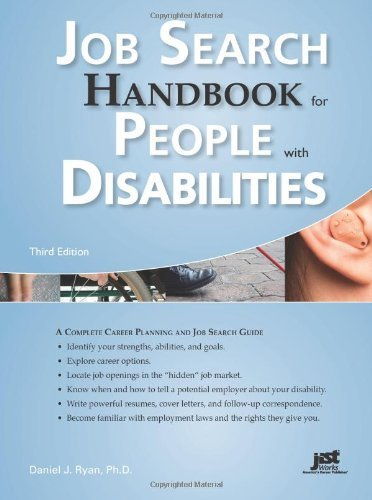 By Daniel J. Ryan - Job Search Handbook for People With Disabilities: A Complete Care (3rd Edition) (2011-02-16) [Hardcover]