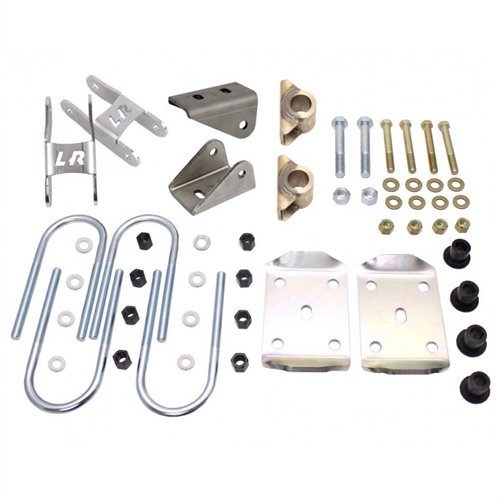 Trail Gear TSP-CSK Chevy Spring Swap Kit Toyota Hilux Pickup/4Runner/Tacoma Incl