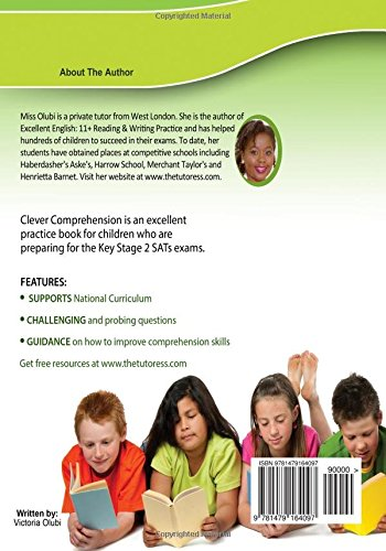 Clever Comprehension: Key Stage 2 Reading & Comprehension Practice ...