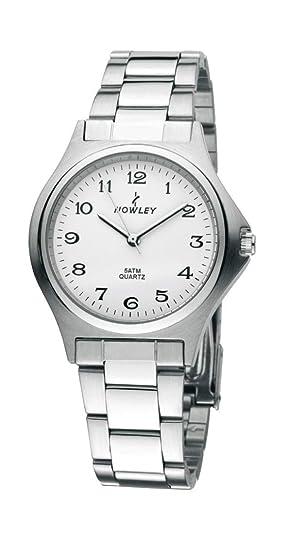 Reloj NOWLEY Mujer Acero Sumergible 50 Metros