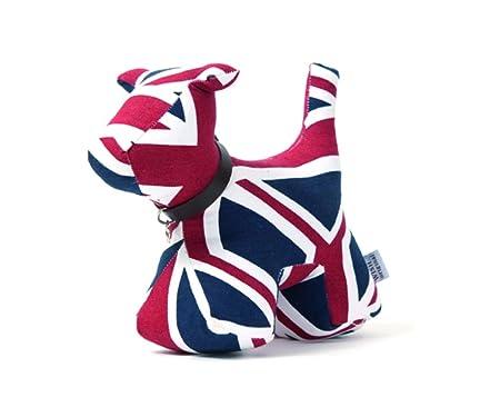 Wish Original Union Jack Colour Puppy Bumper Door Stop Amazon