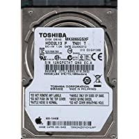 Toshiba MK5065GSXF 500GB HDD2L13 P TN01 T MAC 655-1646B F/W: C0/GV108B