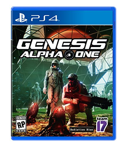 Genesis Alpha One - PlayStation 4