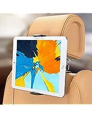 """Bovon Soporte Tablet para Coche, Soporte de Tablet para Reposacabezas de Coche, Giratorio 360° Universal para Asiento Trasero Soporte, para iPad Air/Pro, iPhone XR/XS MAX, Nintendo (5.5""""-13"""")"""