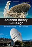 Antenna Theory and Design by Stutzman, Warren L. Published by Wiley 3rd (third) edition (2012) Hardcover