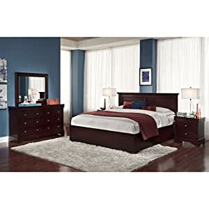 shelby 5 piece king bedroom set sports