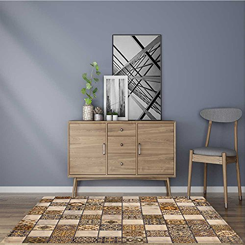 for Home or Travel tile mosaic Easier to Dry for Bathroom 22''x60'' by L-QN