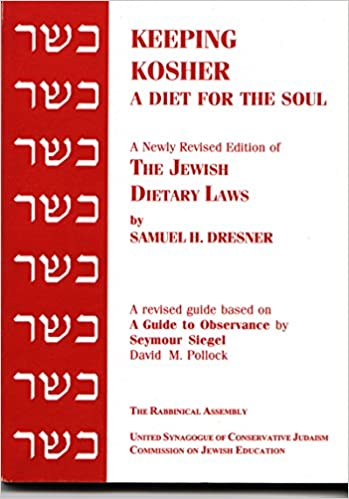 Amazon.com: Keeping Kosher: A Diet for the Soul, Newly Revised ...
