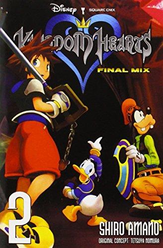 Kingdom Hearts: Final Mix, Vol. 2 by Amano, Shiro (2013) Paperback