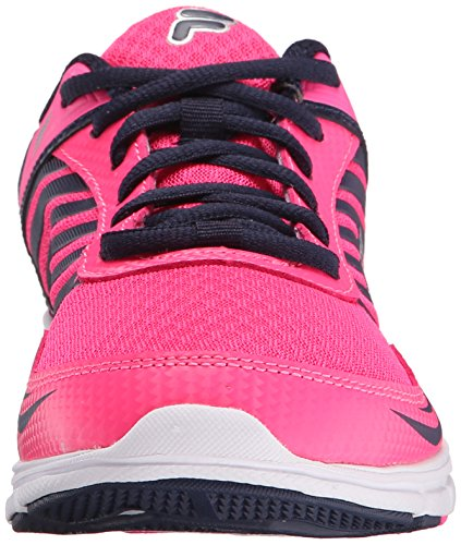 Fila Gamble zapatillas de running Knockout Pink/Fila Navy/White
