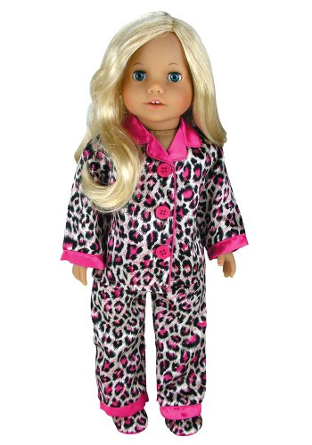 3 Pc. Leopard Pajamas
