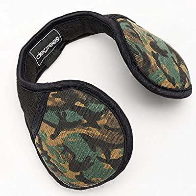 Degrees By 180s Mens Camo Ear Warmers One Size